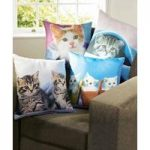 Pack of 4 Cushion Covers