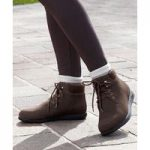 Thermolactyl Lace-up Boots