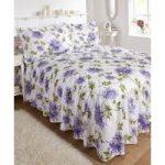 Lavender Bedspread