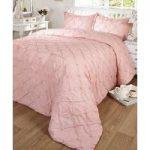 Pintuck Bedspread