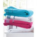Embroidered Edge Towel