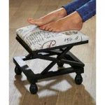 3-position Foot Stool