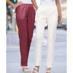 Pack of 2 Pull-on Trousers