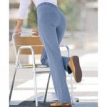 Pull-on Stretch Jeans