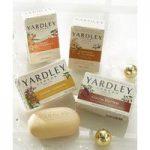 Set of 4 Yardley Soaps