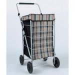 4 wheel trolley
