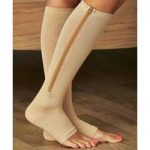 Zipped Compression Sock