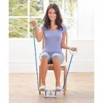 Sit and Stretch Exerciser