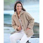 Sherpa Button-through Fleece