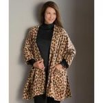 Printed Leopard Shoulder Cosy